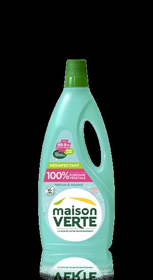 Nettoyant Sol Maison : nettoyant desinfectant sol maison verte ~ Farleysfitness.com Idées de Décoration